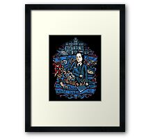 Wednesday Feast Framed Print