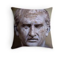 Cicero, Vatican Museum Throw Pillow