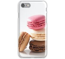 A stack of macaroons iPhone Case/Skin