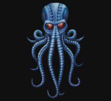 Mechanical Octopus Kids Tee
