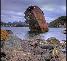 Rusty by Jennifer Finn