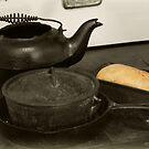 The kettles on. by Jennifer Finn