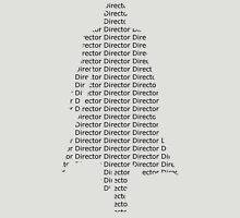 Director Fury Unisex T-Shirt