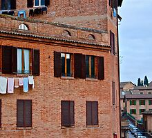 No dryers in Italy! by JessicaHaley
