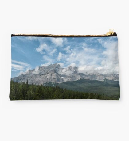 The Mountains Revealed Studio Pouch