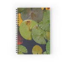 Lily Pad Spiral Notebook