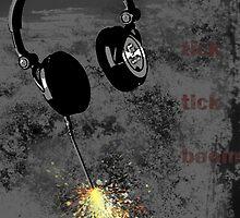 Headphone-explosion by rjparjay