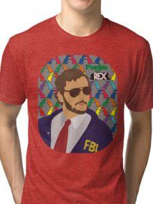 Parks and Rex Tri-blend T-Shirt