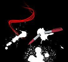 Broken Marker by rjparjay