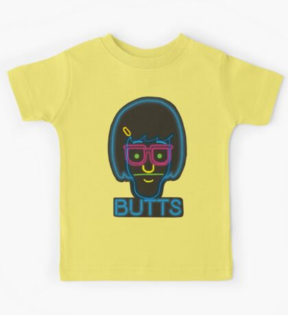 Butts Butts Butts Kids Tee