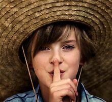 Quiet Sombrero by Naomi Clarke