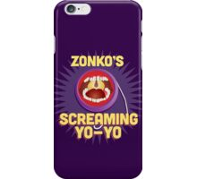 Screaming Yo-Yo - Harry Potter iPhone Case/Skin
