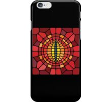 Eye of Sauron - Voronoi iPhone Case/Skin
