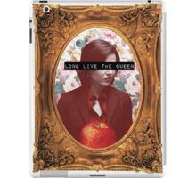 Long Live The Queen iPad Case/Skin