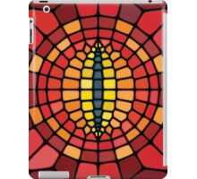 Eye of Sauron - Voronoi iPad Case/Skin