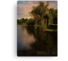 The Willow Canvas Print