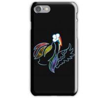 Galactic Rainbow Dash iPhone Case/Skin