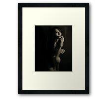 Femme Framed Print