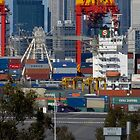 Port Of Melbourne by MDC DiGi PiCS