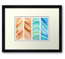 Music of the Spheres - Part 2 Framed Print