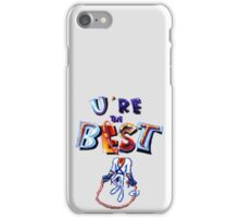 Earthworm Jim - You're The Best iPhone Case/Skin