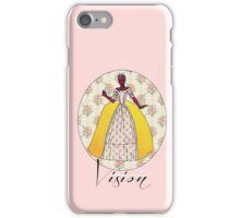 An idea has no gender, only unrealistic, spectacular abs and a nice ass. iPhone Case/Skin