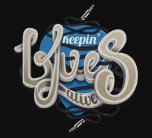 Keepin Blues Alive by BenClark
