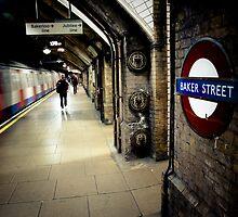 Baker Street Underground by Spoungeworthy