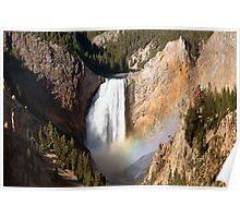 Yellowstone Wonderland Poster