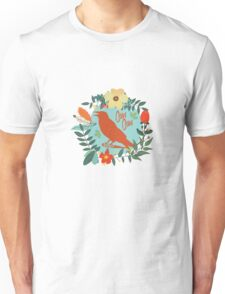 Caw Caw Unisex T-Shirt