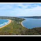 Palm Beach and Pittwater by DRG2010