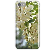 Flowering Black Locust iPhone Case/Skin
