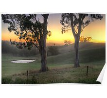 Waterhole - Inverloch - Victoria - Australia Poster