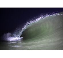 Perfect Night Time Lefts Photographic Print