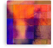 Building blocks of confidence Canvas Print