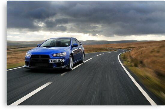 The awesome Evo X .... by M-Pics