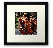 Princess Of Lanai Framed Print