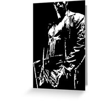 The Punisher Greeting Card