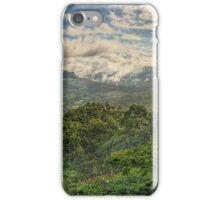 Tallebudgera Valley views iPhone Case/Skin