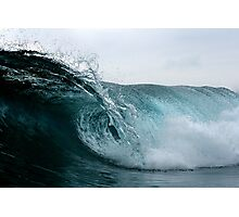 Glassy RIght Hander Photographic Print