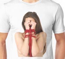 Woman prisoner Unisex T-Shirt