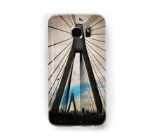 iPhoneography: ANZAC Bridge Samsung Galaxy Case/Skin