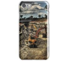 How to build a railway tunnel... iPhone Case/Skin