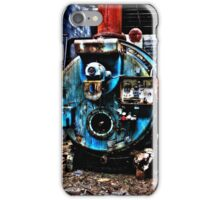 Abestos Overload - 1964 Cleaver Brooks Boiler iPhone Case/Skin