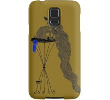 Best in Show Scottie Dog Long Beard Samsung Galaxy Case/Skin