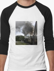 Mountain Crossing Men's Baseball ¾ T-Shirt