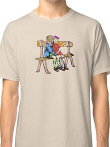 Two kids in love Classic T-Shirt