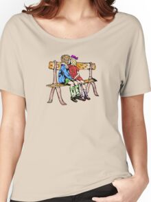 Two kids in love Women's Relaxed Fit T-Shirt