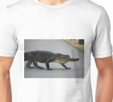 Gator Crossing Unisex T-Shirt
