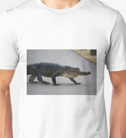 Gator Crossing Unisex T-Shirt